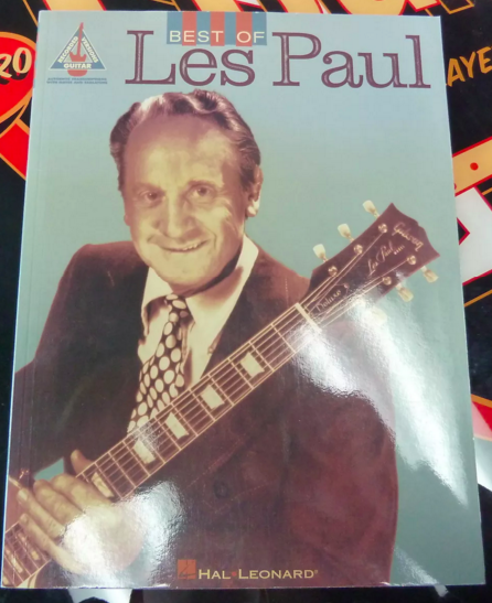 Hal Leonard Best Of Les Paul