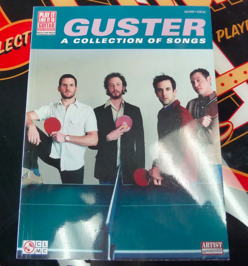 Hal Leonard Guster A Collection Of Songs