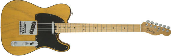 Fender American Elite  Telecaster®Butterscotch Blonde