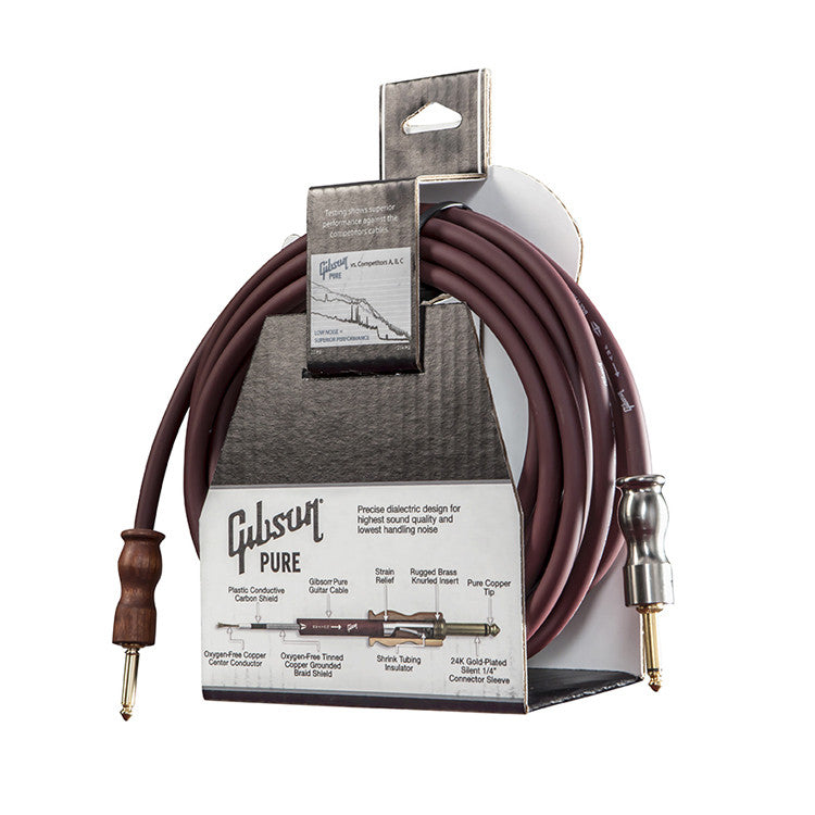 Gibson Pure Instrument Cables - 25 Foot Cable