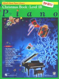 Alfred's Basic Piano Library Christmas Book - Level 1B