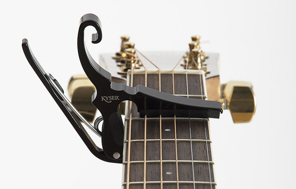 Kyser Drop D Quick Change Guitar Capo