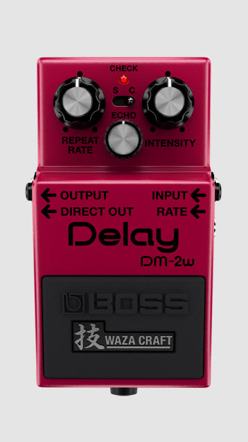 Boss DM-2W Waza Craft