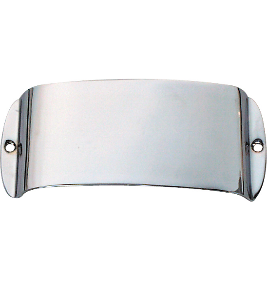 Fender Precision Bass Pickup Cover Chrome
