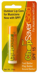 Chop Saver Gold SPF 15