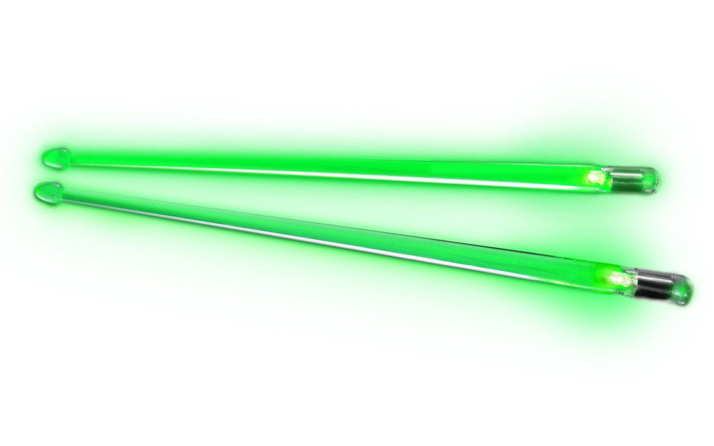 Firestix Light-Up Drumsticks Green