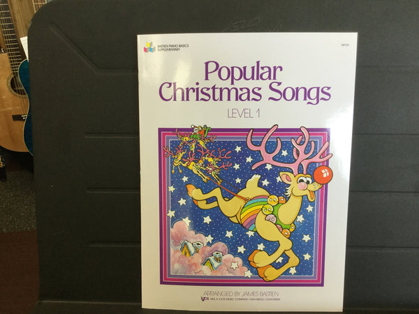 Popular Christmas Songs Level 1