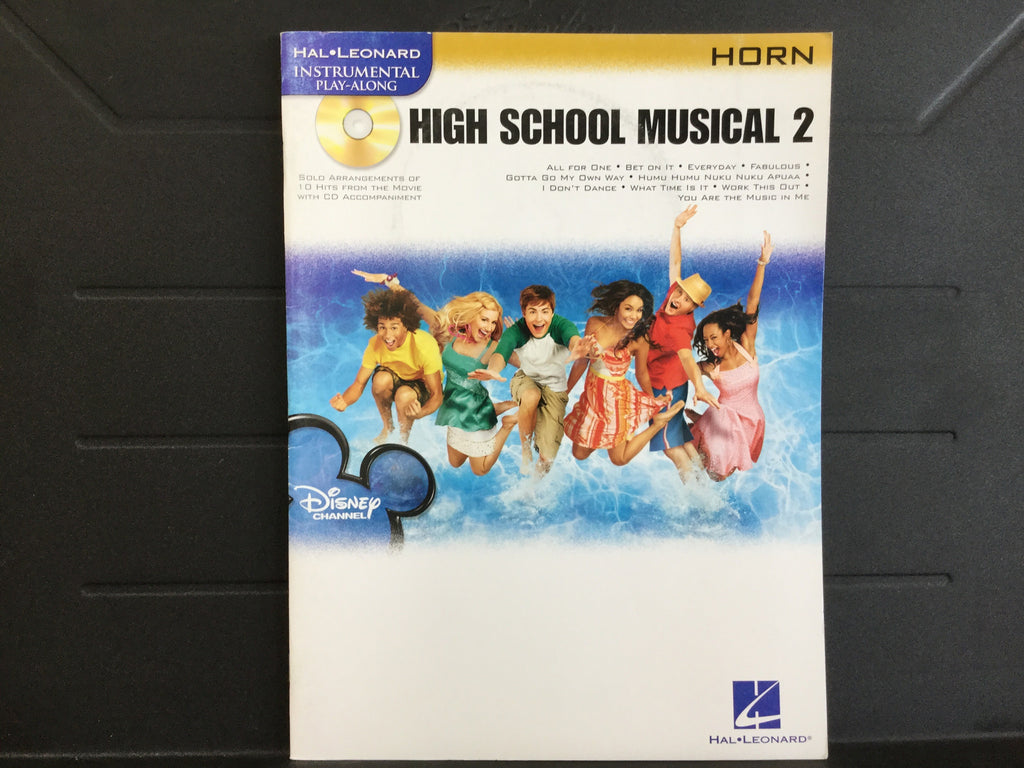 High School Musical 2 Horn