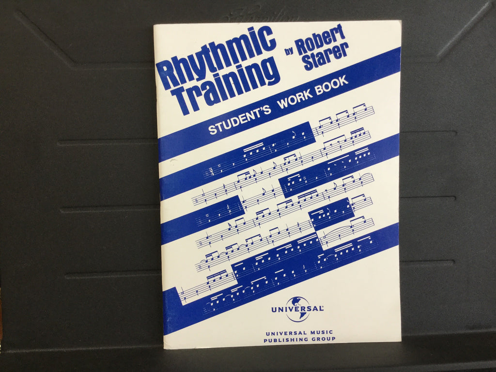 Rhythmic Training Students Workbook