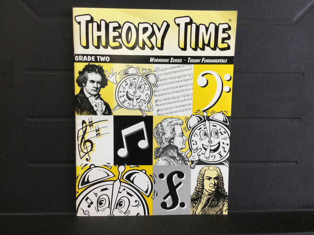 Theory Time Grade 2