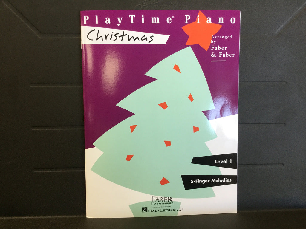 PlayTime Piano Christmas Level 1