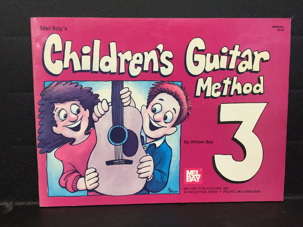 Children's Guitar Method 3