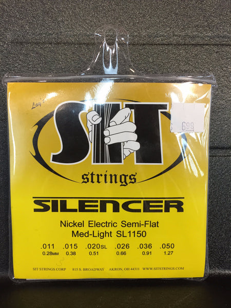 SIT Silencer Semi Flat Electric
