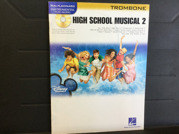 High School Musical 2 Trombone