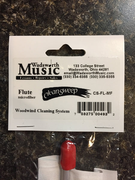 Flute Microfiber Cleansweep System