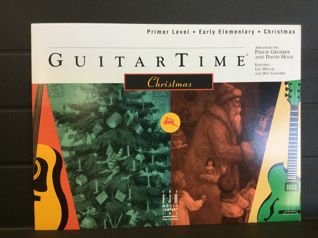 Guitar Time Christmas Primer Level