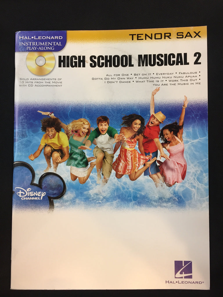 High School Musical 2 Tenor Sax