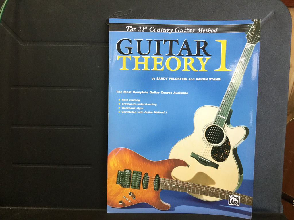 Guitar Theory 1