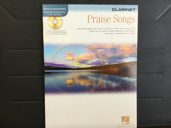 Clarinet Praise Songs