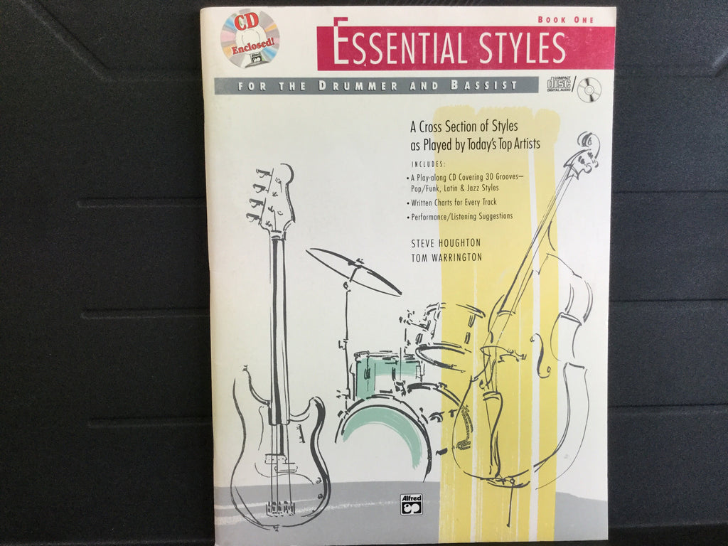 Essential Styles for the Drummer and Bassist