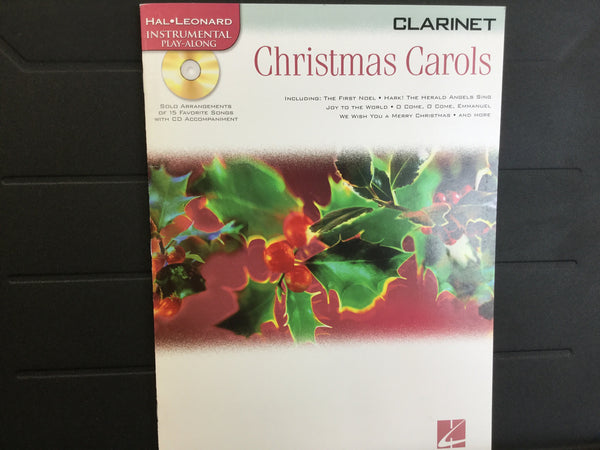 Christmas Carols Clarinet