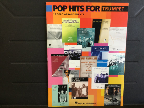 Pop Hits for Trumpet
