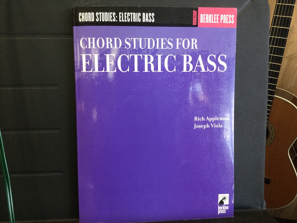 Chord Studies for Bass Guitar