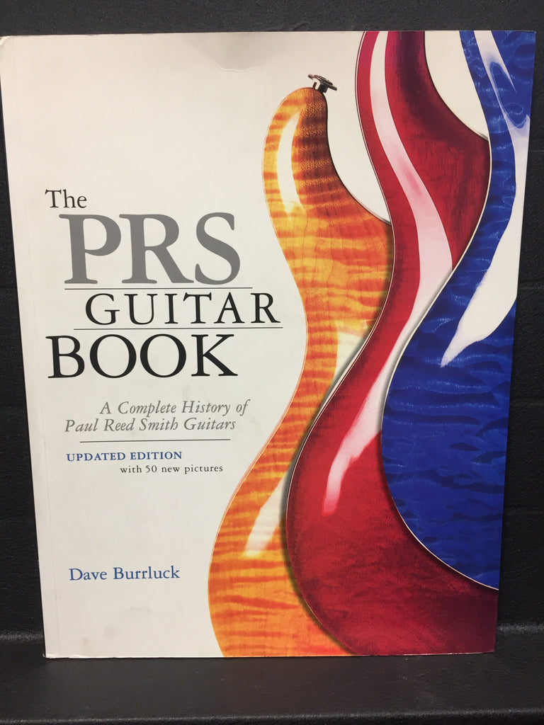 The PRS Guitar Book