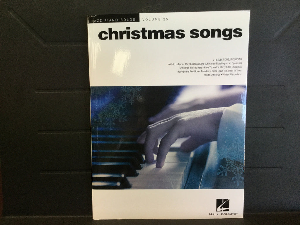 Jazz, Piano, Solo's Christmas Songs