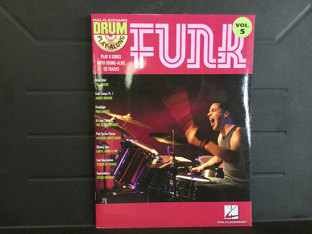 Funk Volume 5 Drums