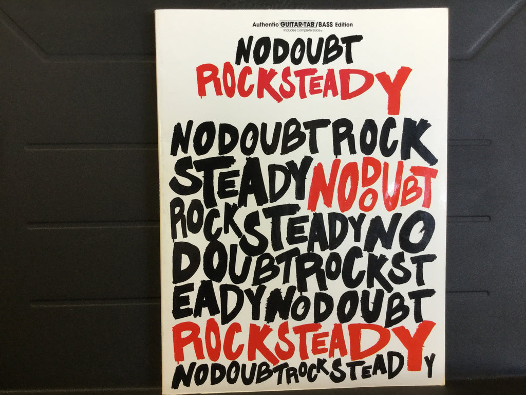 No Doubt Rock Steady