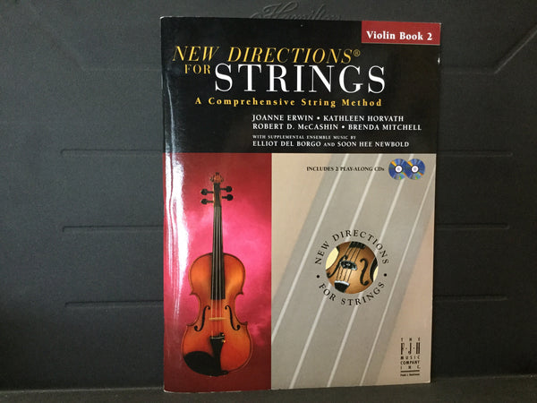New Directions for Strings Violin Book 2