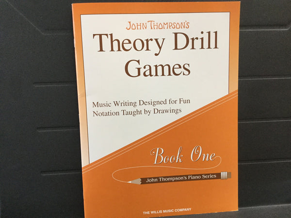 John Thomspons Theory Drill Games