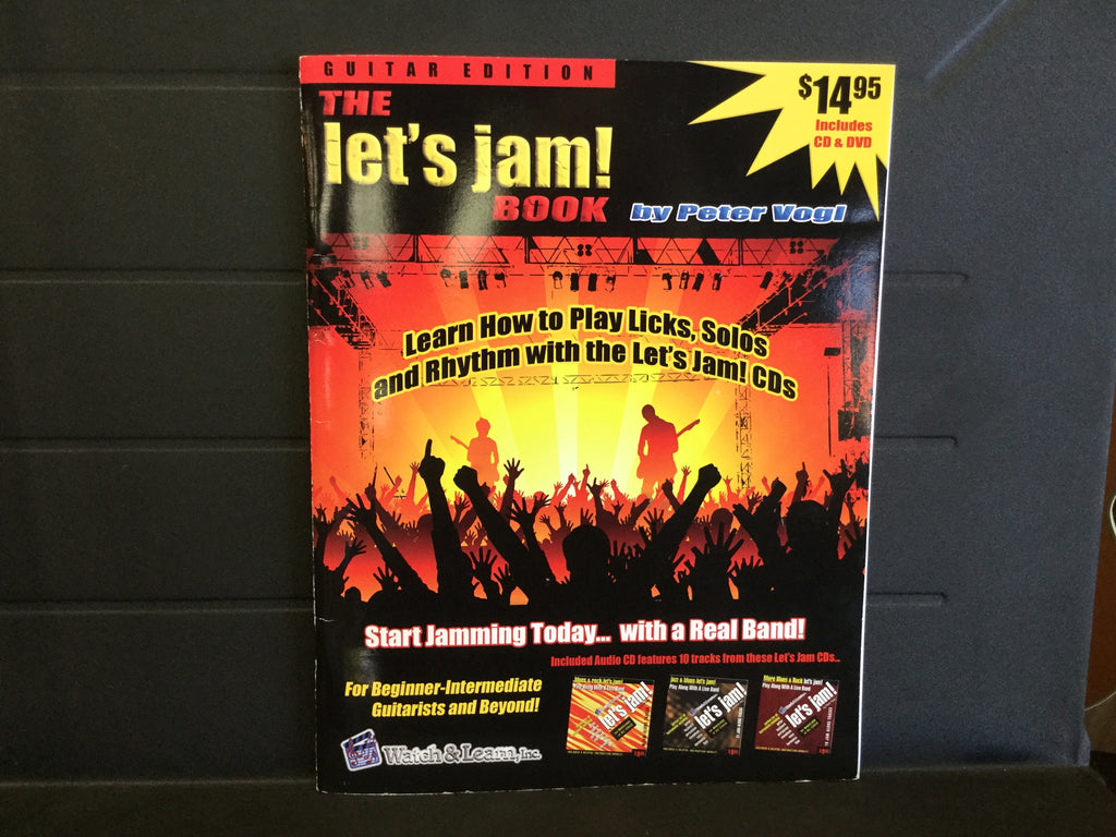 The Let's Jam Book