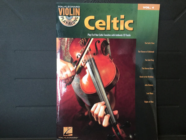 Celtic Violin Volume 4