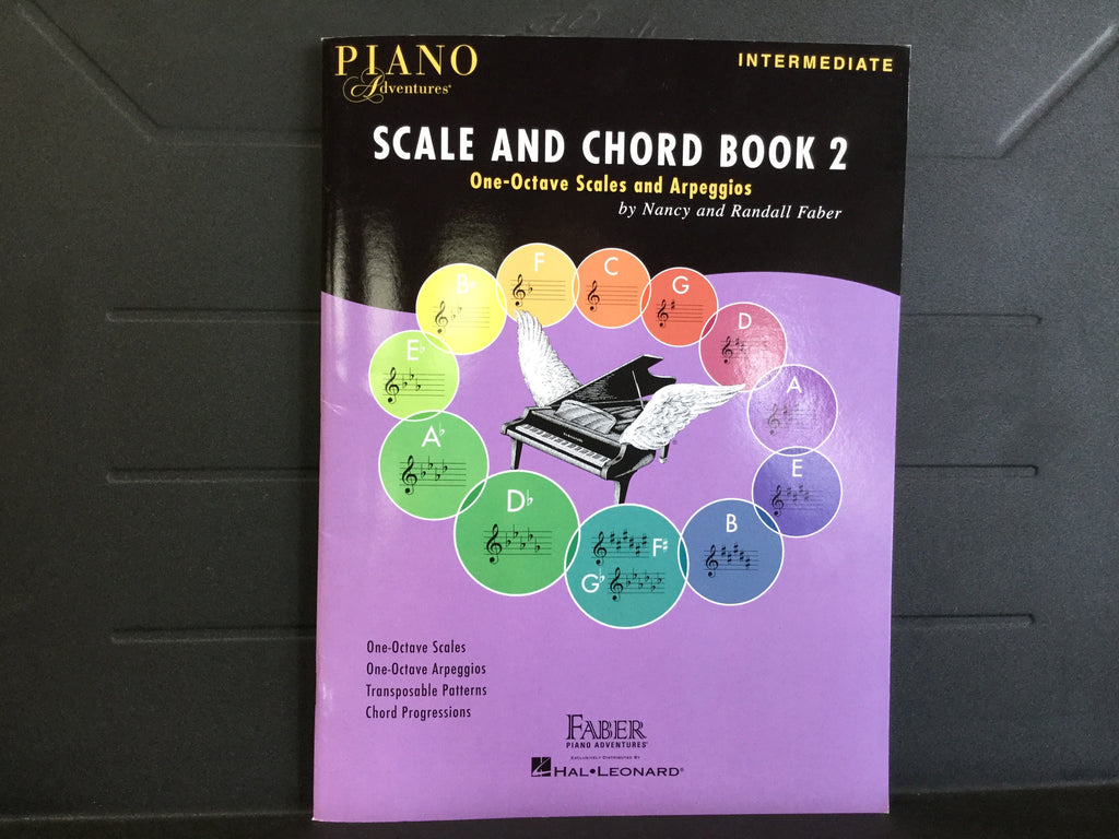 Scale And Chord Book 2