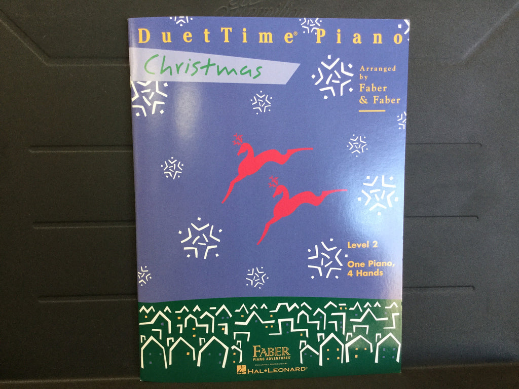 DuetTime Piano Christmas Level 2
