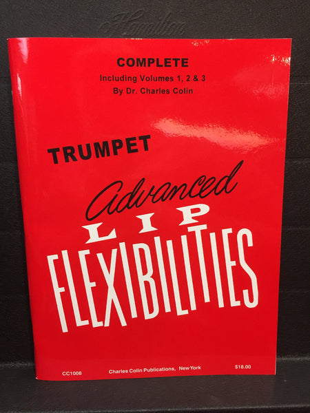Trumpet Advanced Lip Flexabilities