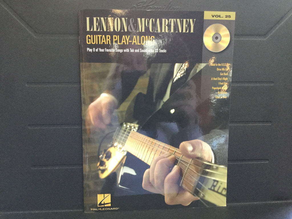 Lennon & McCartney Guitar Play Along