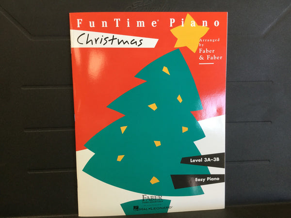 FunTime Piano Christmas Level 3A-3B