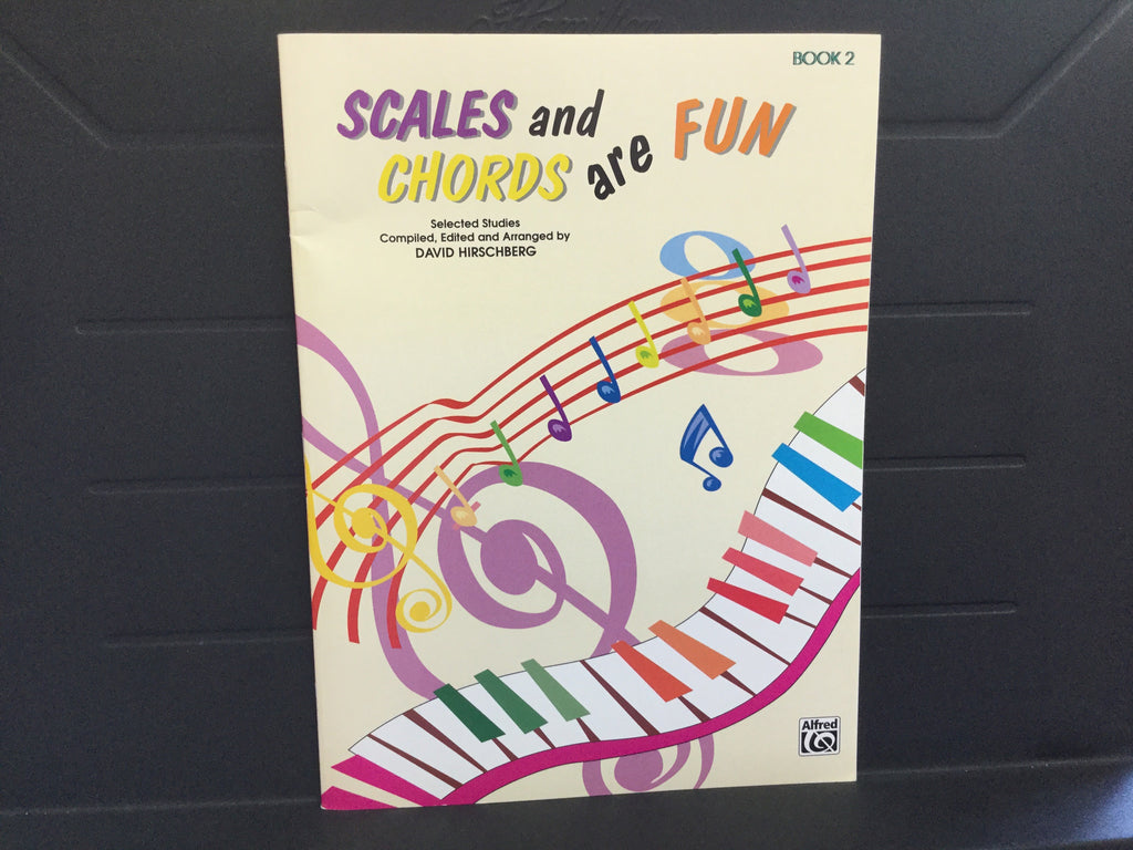 Scales and Chords are Fun