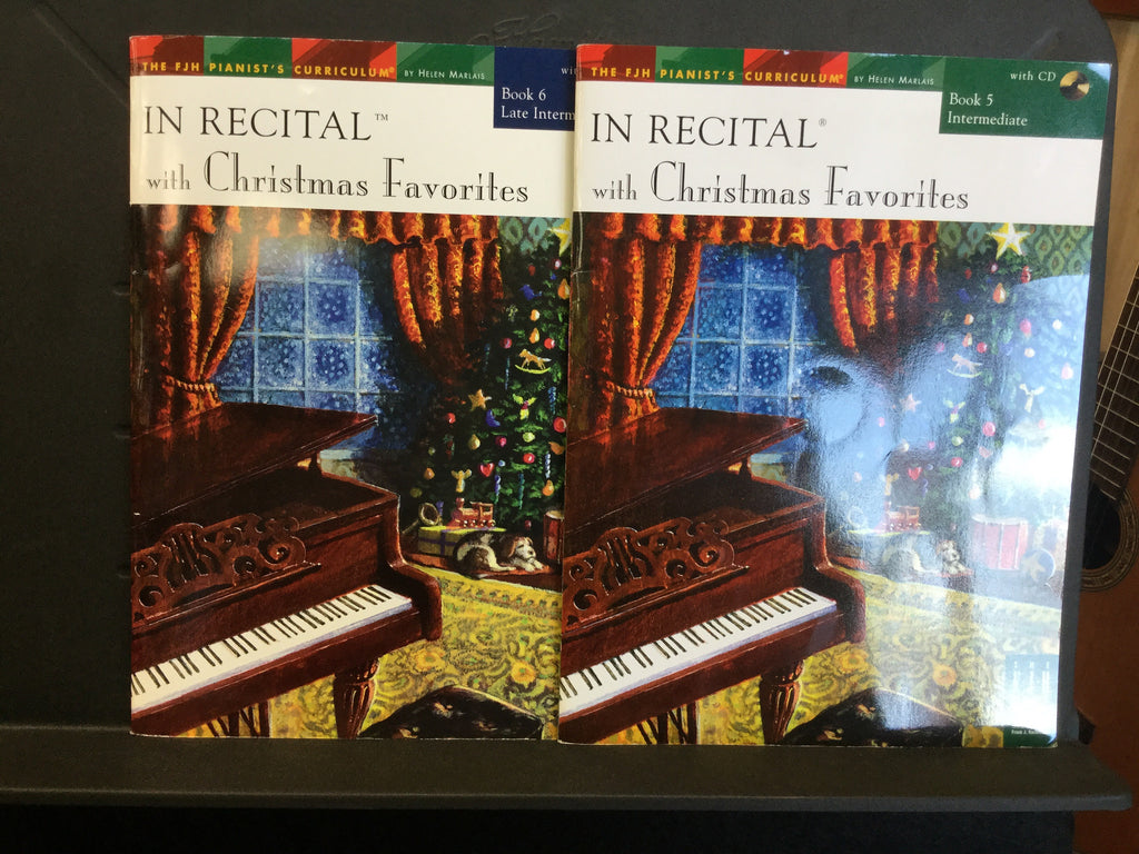 In Recital with Christmas Favorites
