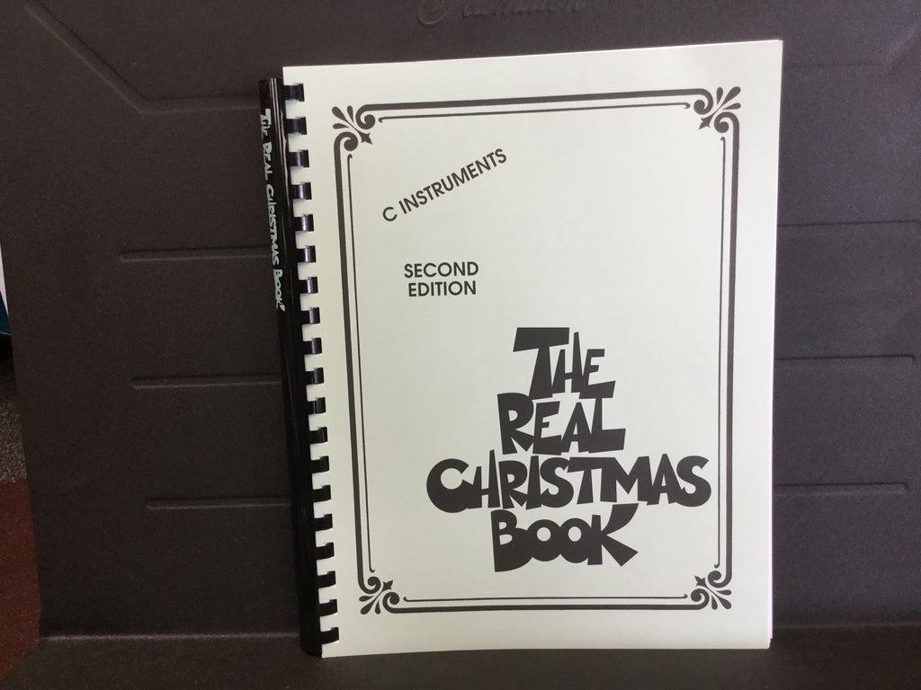 The Real Christmas Book Violin