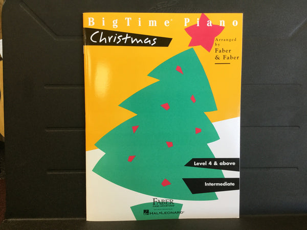 BigTime Piano Christmas Level 4 & above