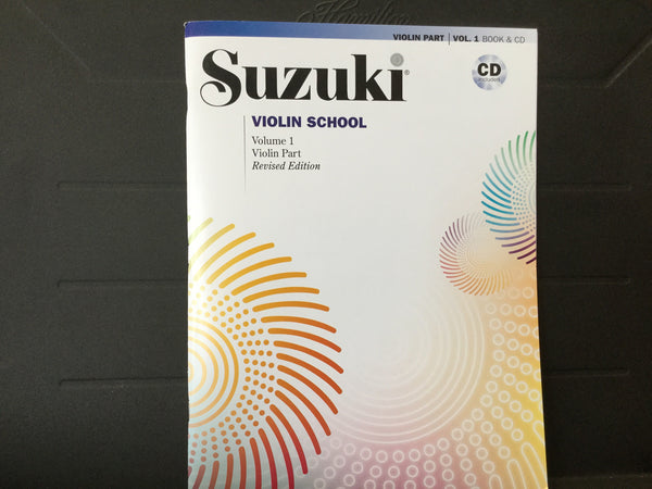 Suzuki Violin School Vol. 1