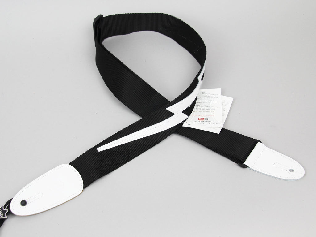Levy's DM5 Soft-Hand Polypropylene Guitar Strap