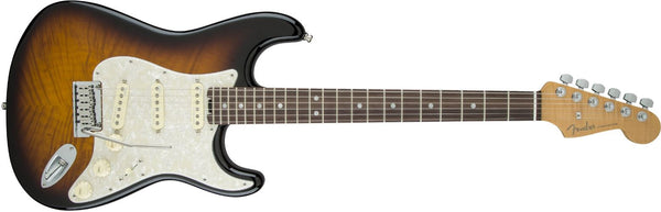 Limited Edition American Elite Stratocaster® 2-Color Sunburst