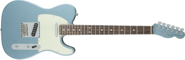 American Standard Telecaster® Matching Headstock Ice Blue Metallic
