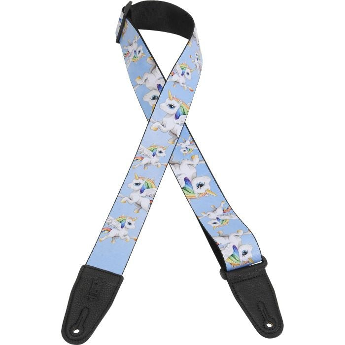 "Levy's MPS2-132 Polyester Sublimation 2"" Guitar Strap"