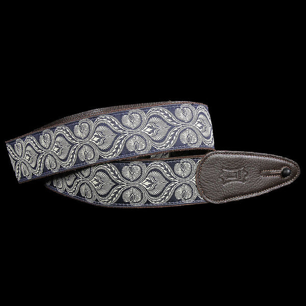 "Levy's MGJ-001 Dakota Series 2"" Woven Guitar Strap - Design 1"